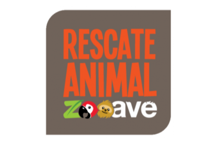RESCATE ANIMAL ZOO AVE